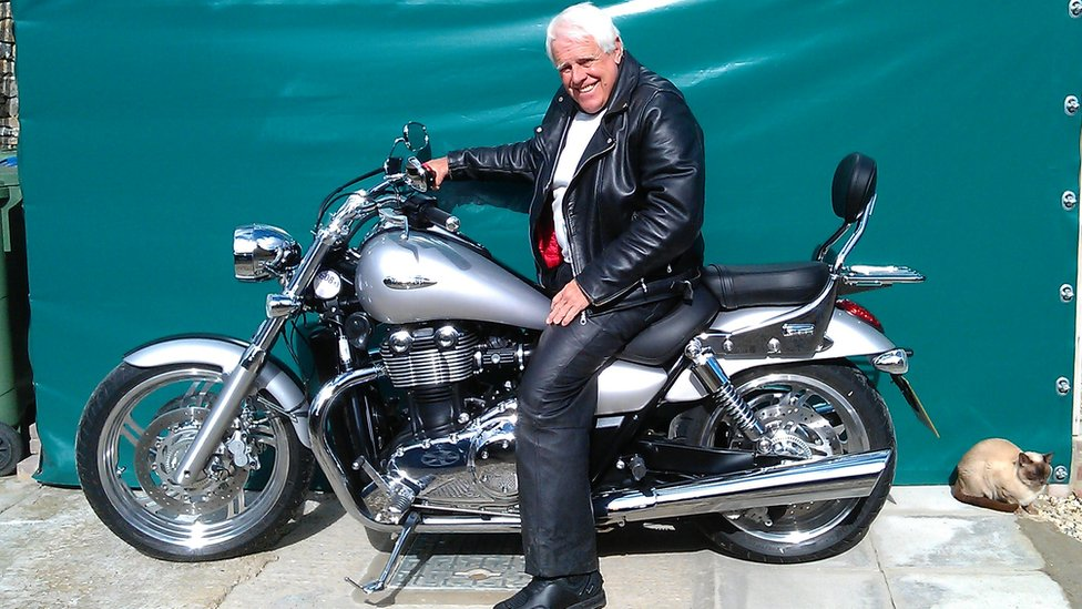 Motorcycling pensioner killed by 81-year-old driver
