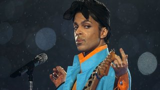 BBC News - Prince estate attacks 'deceitful' Purple Rain show