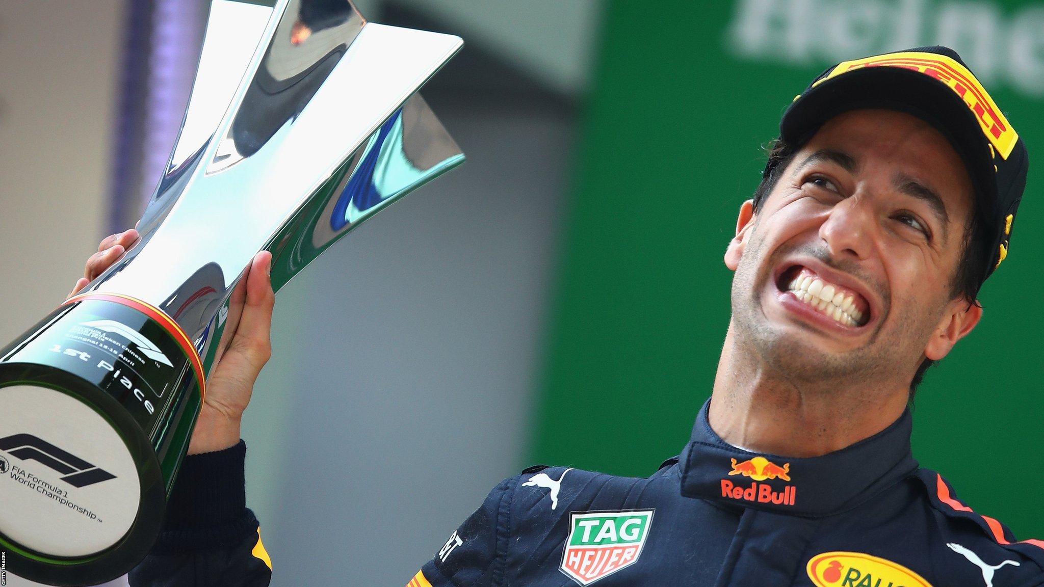 F1 gossip: Ricciardo, second US race, Stroll, Kubica