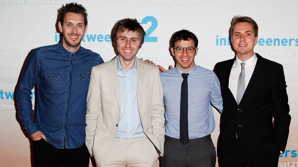 The Inbetweeners to reunite for one-off anniversary show
