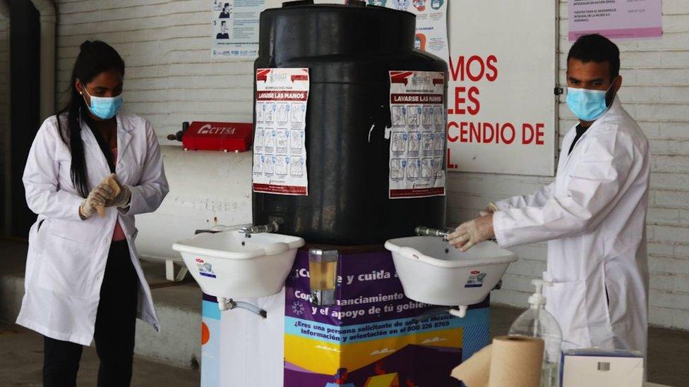 Hotel filtro en Ciudad Juarez