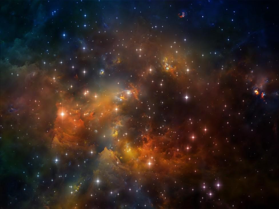 Ilustración del cielo