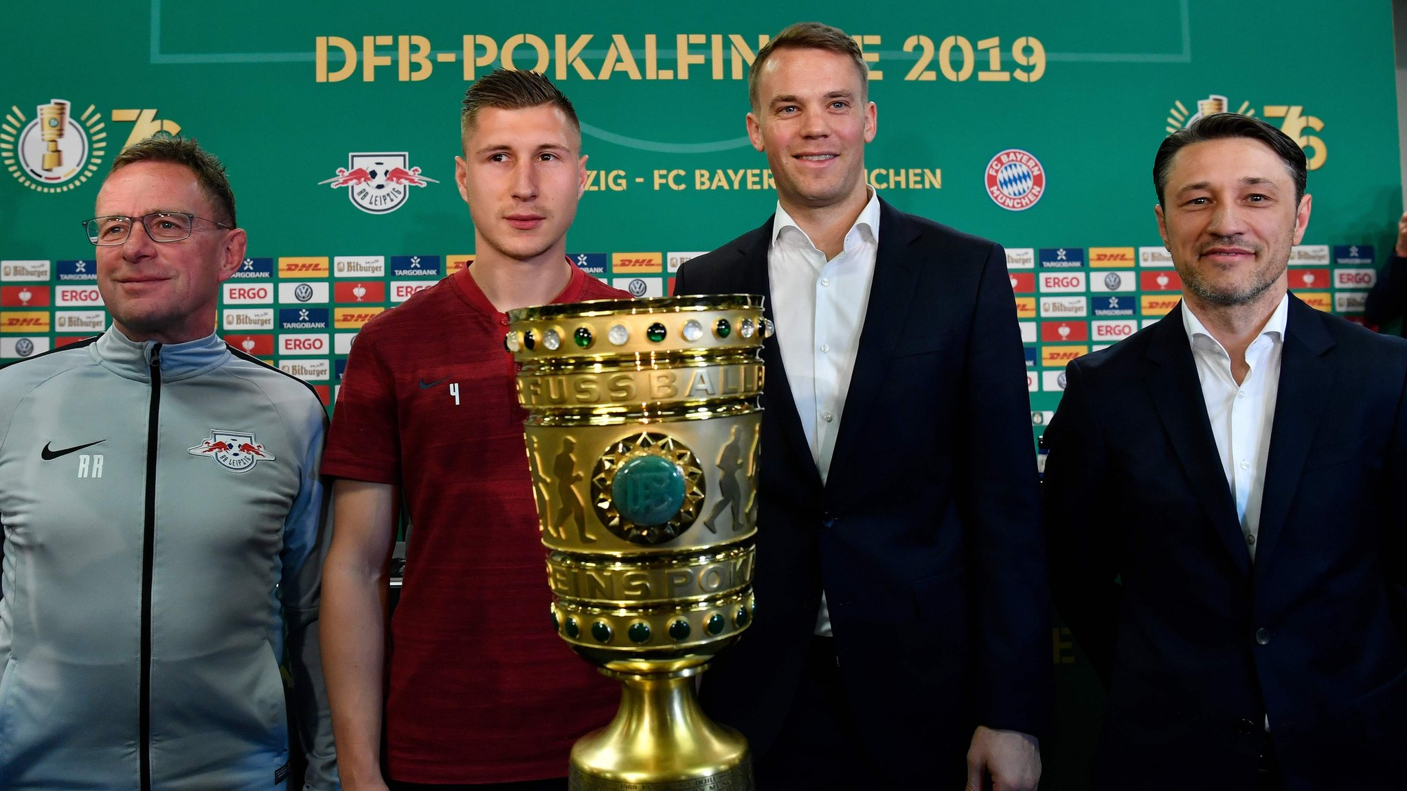 DFB Pokal final: Bayern Munich's Niko Kovac says RB Leipzig are 'worst possible opponents'