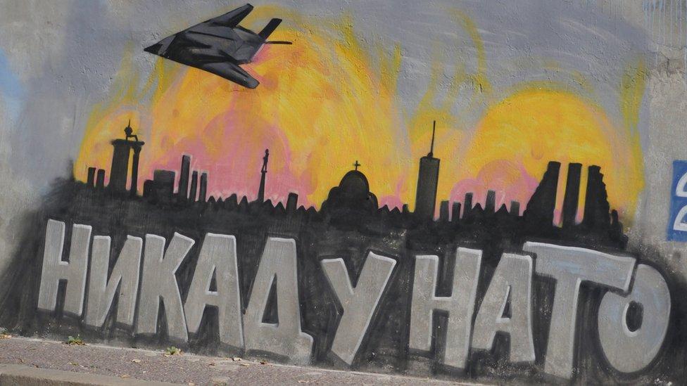Mural u Beogradu