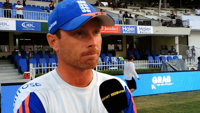 Pakistan v England: Ian Bell - England in great position
