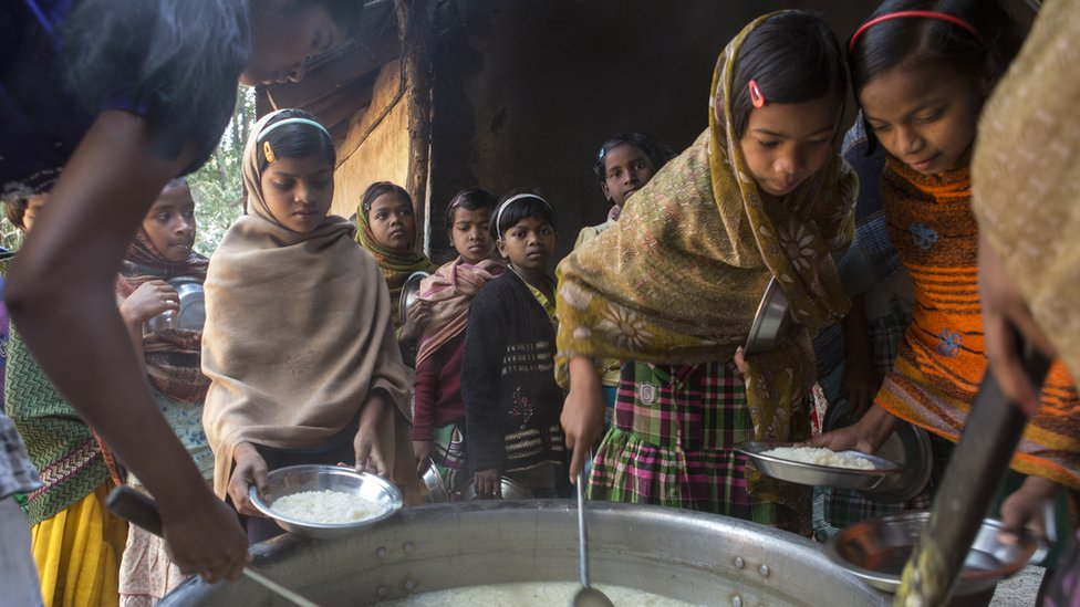Pirinç Hint mutfağının önemli bir besini