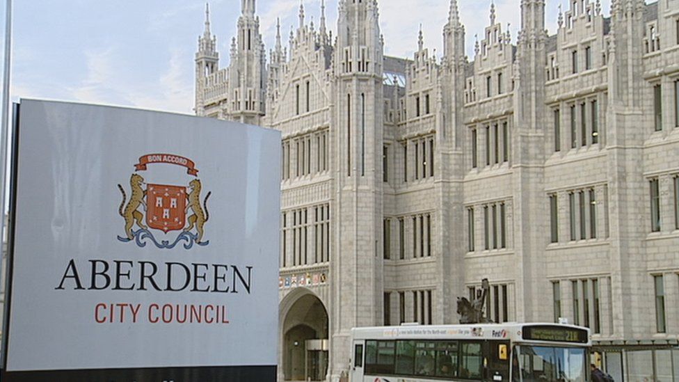 Aberdeen City Council issues services cut warning over funding