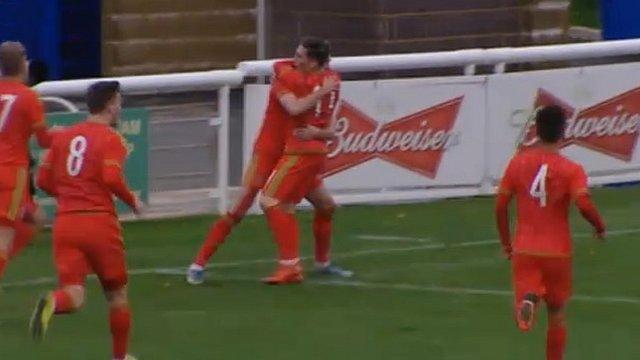 Wales U21 2-1 Armenia U21