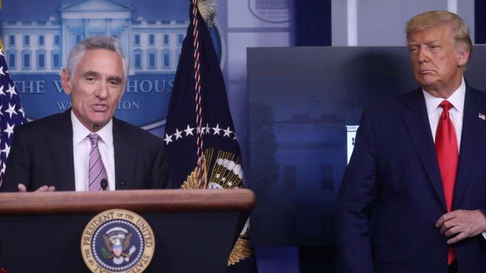 Trump Covid Adviser Scott Atlas Reportedly Resigning
