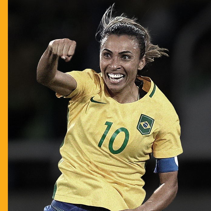 Marta: The greatest ever player?