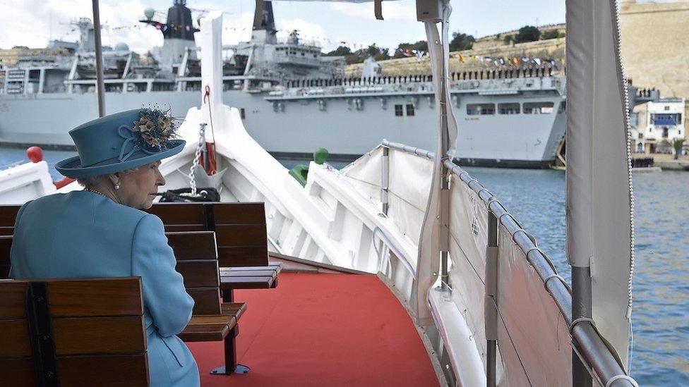 Kraljica Elizabeta Druga