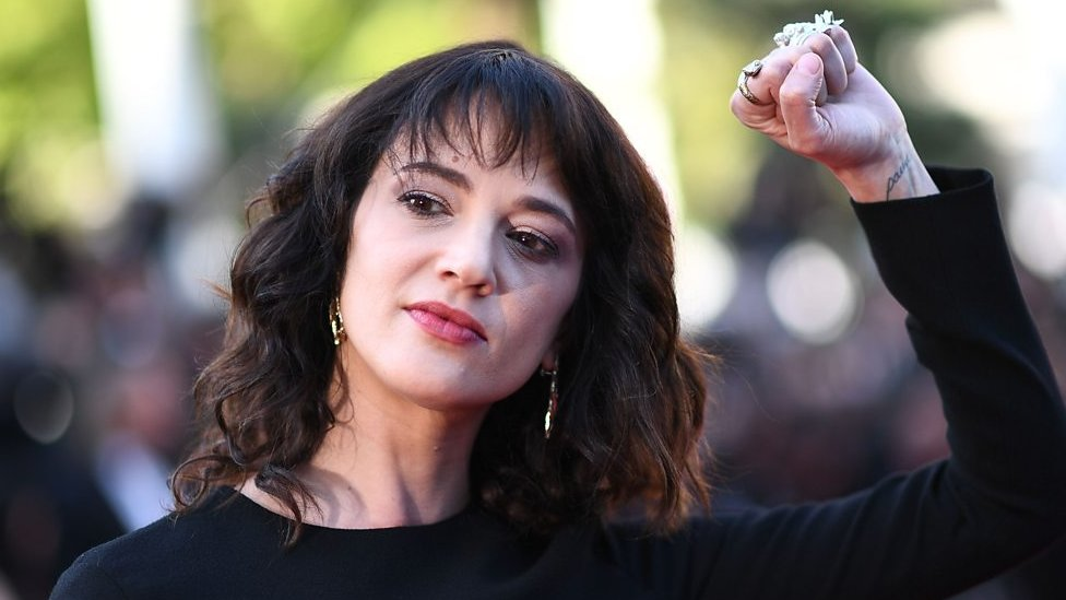 Asia Argento warns Cannes predators: 'We know who you are'