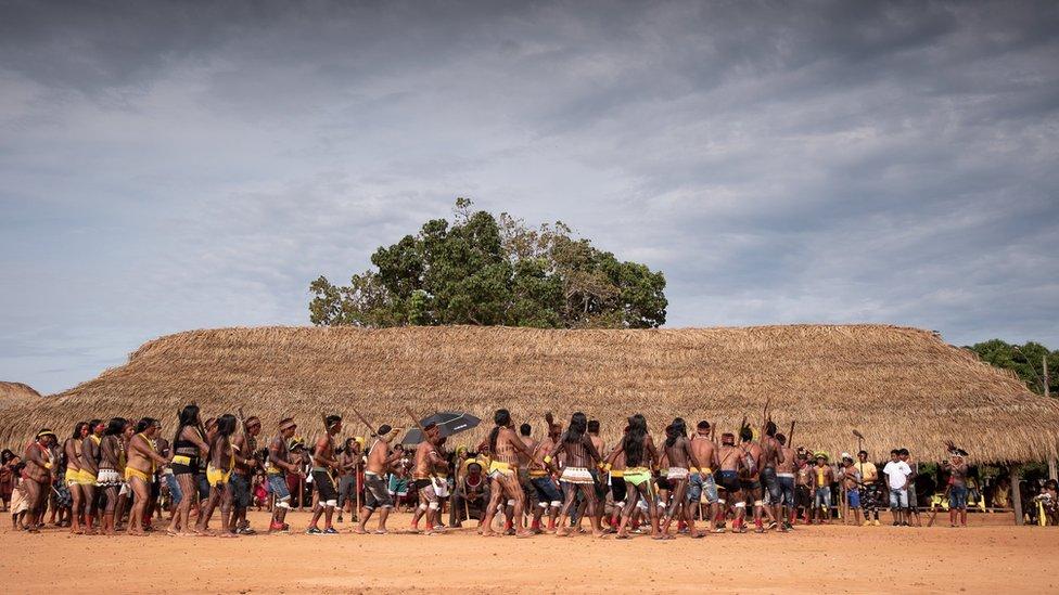 Masyarakat adat mencakup 0,5?ri seluruh populasi Brasil