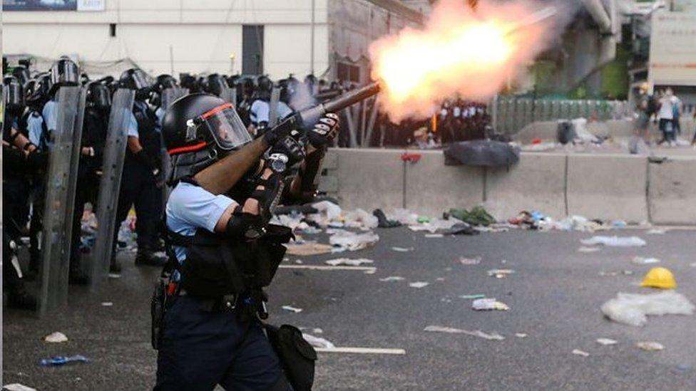 香港逃犯條例