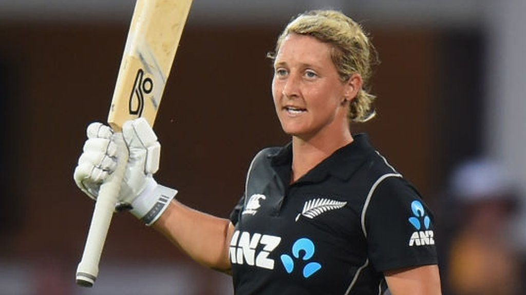 Highlights: Brilliant Devine guides NZ to victory