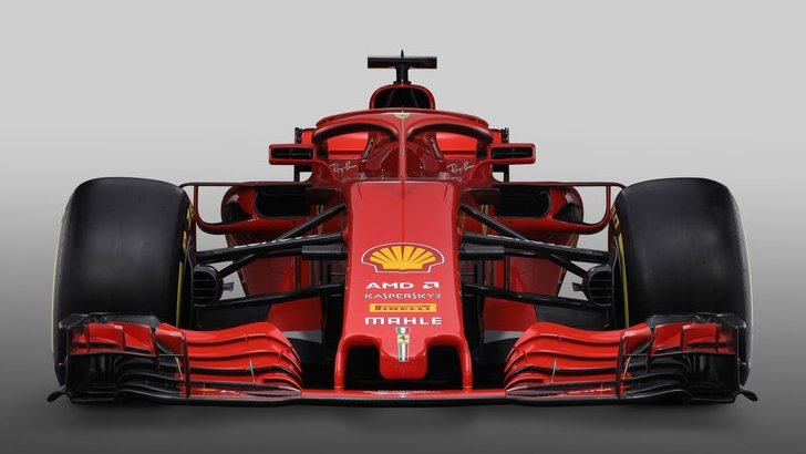 Cast your eye over F1's new machines