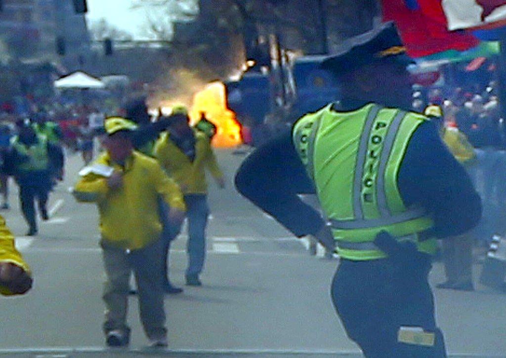 NO USAR. BBC. Atentado en el maratón de Boston