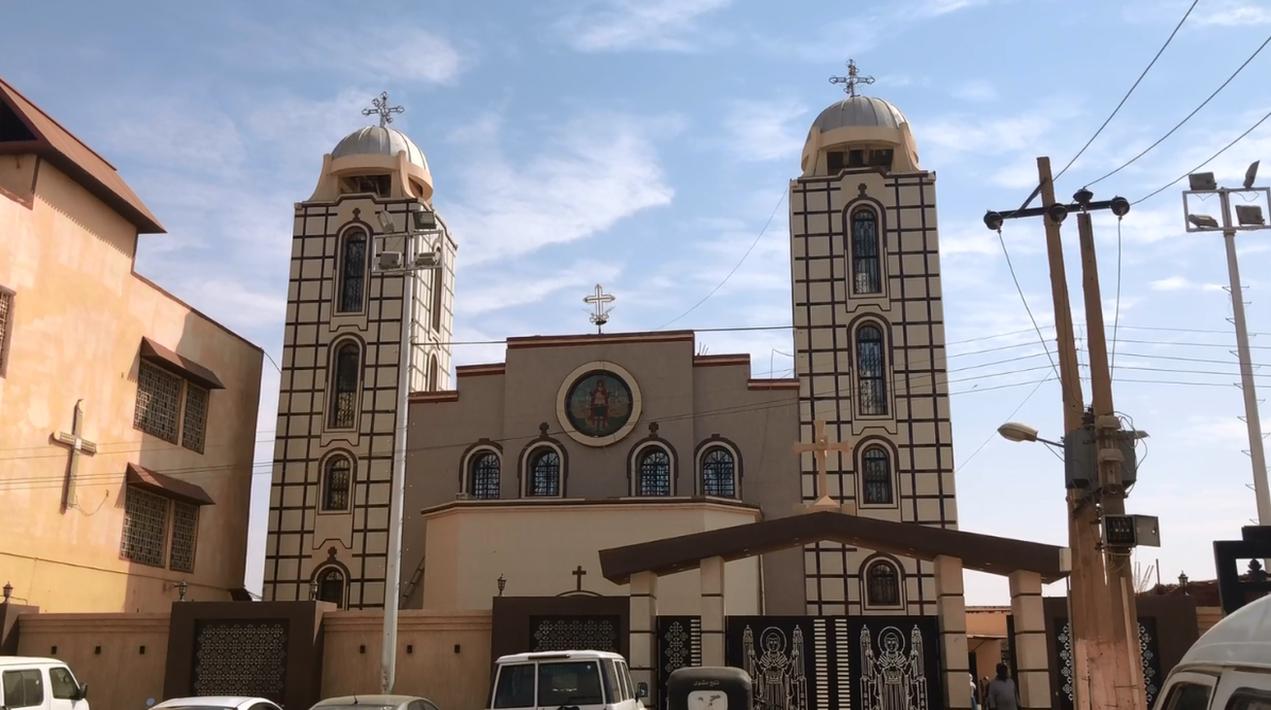ممثلو طوائف مسيحية في السودان يطالبون باستعادة ممتلكات الكنائس التي صادرها نظام عمر البشير .