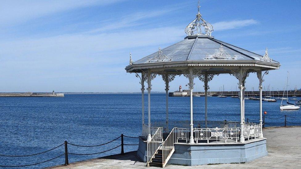 Dublin bandstand