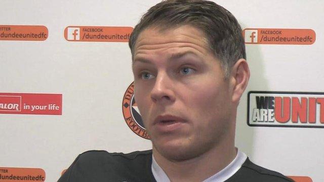 Dundee United's John Rankin