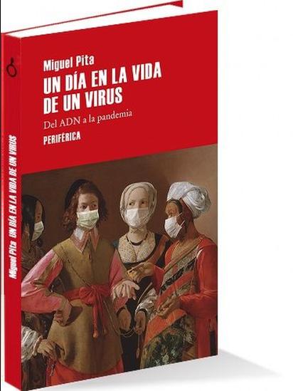 """Carátula de """"Un día en al vida de un virus""""."""