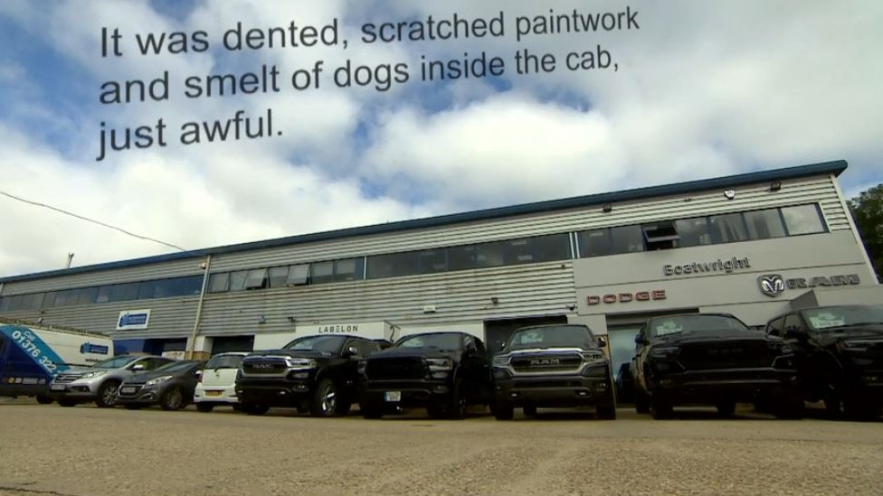 Comments from anonymous users appeared among the garage's mostly five-star reviews.