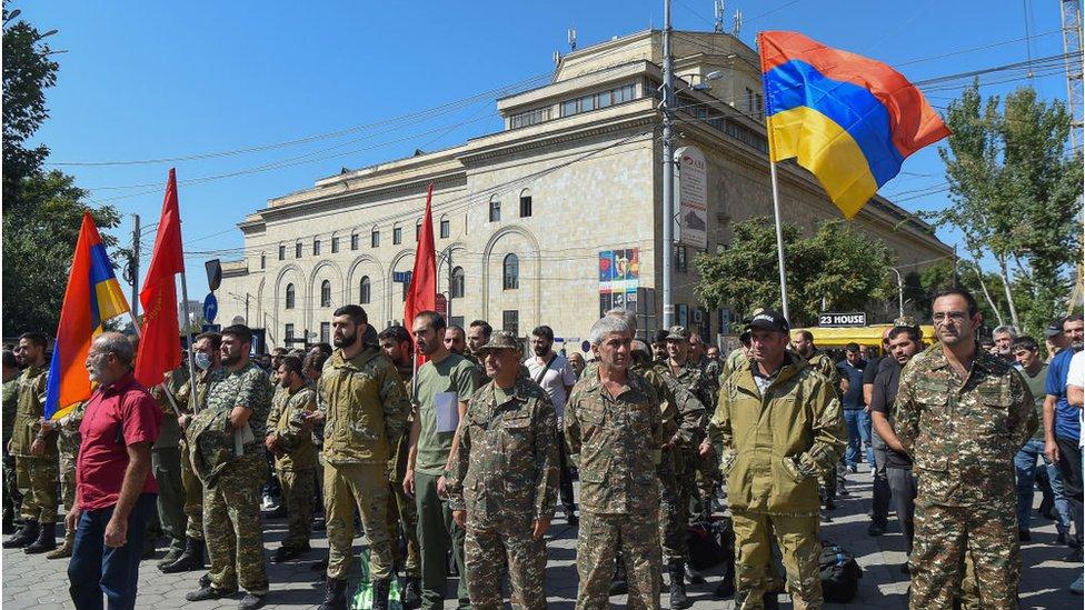 الحكومة الأرمينية