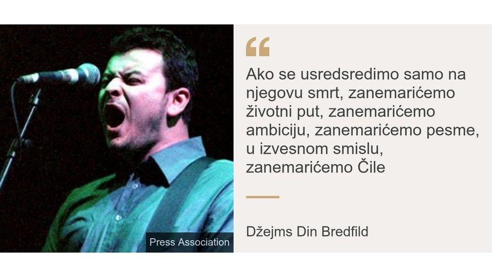 Citat Džejmsa Dina Bredfilda