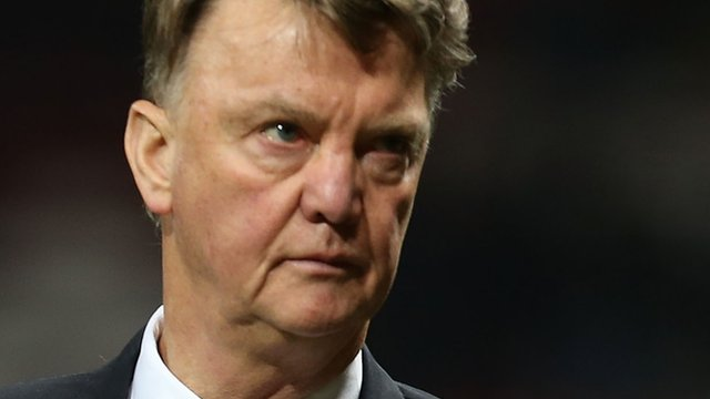Manchester United 0-0 Chelsea: Van Gaal - No reason to sack me