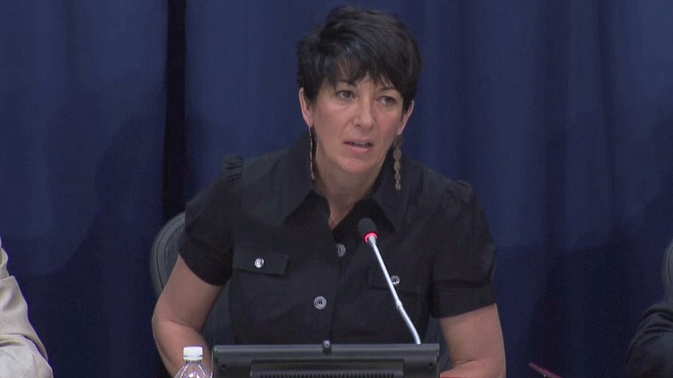 Ghislaine Maxwell is denied bail by US judge