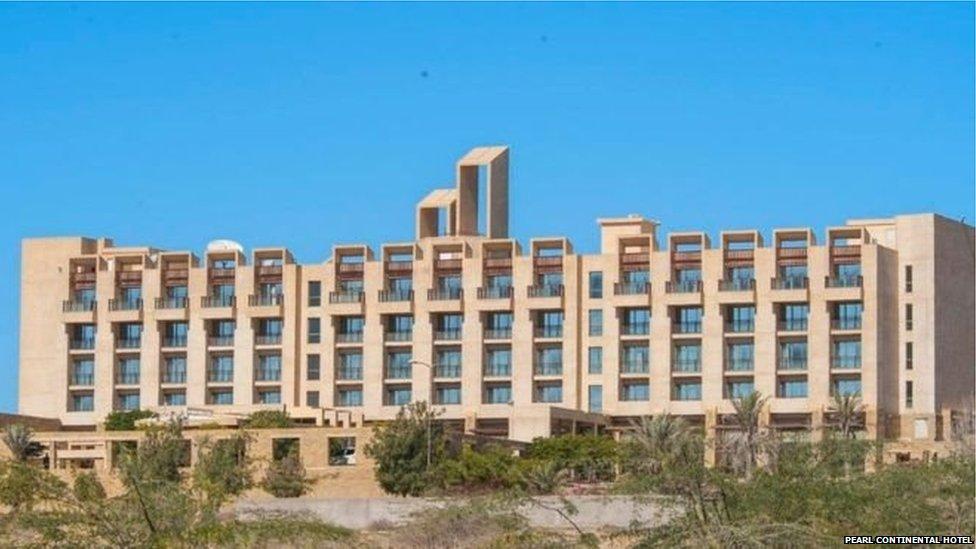 पाकिस्तान: ग्वादर में होटल पर बंदूकधारियों का हमला