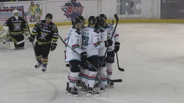 Belfast will take a 5-2 lead in Tuesday's Challenge Cup quarter-final second leg in Belfast