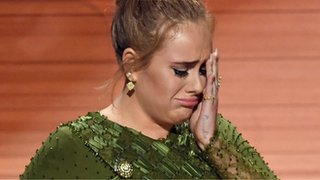 BBC - Newsbeat - Adele should read this advice on stage fright