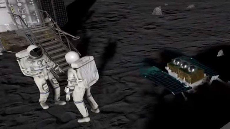 Россия и Китай показали лунную станцию. Ее хотят построить к 2035 году