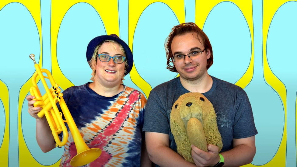 Robin and Jamie from 1800 Seconds On Autism