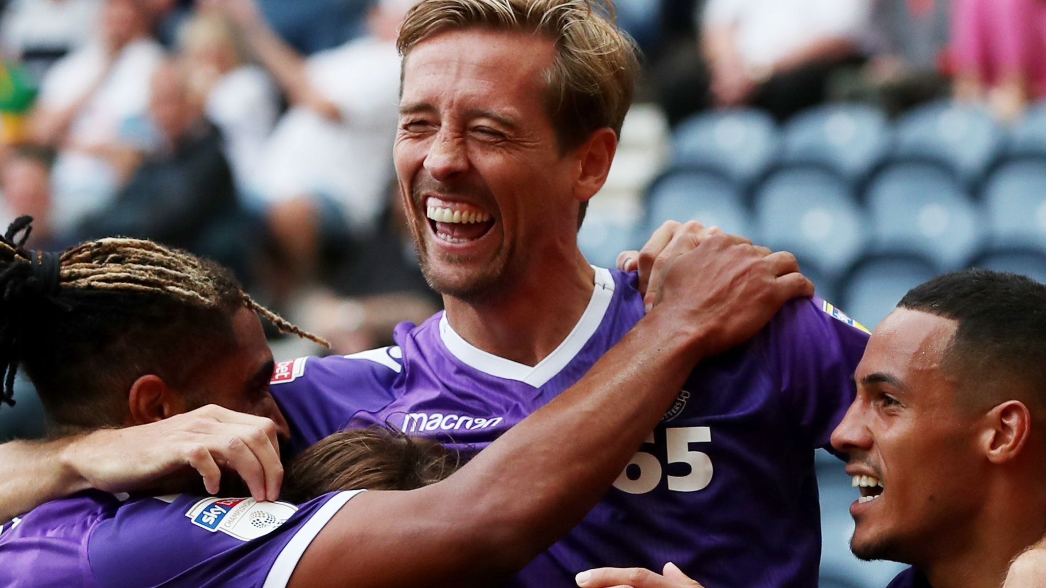 Preston North End 2-2 Stoke City: Peter Crouch salvages draw for Potters