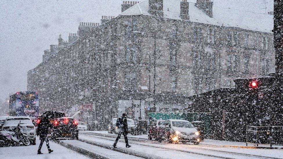 Ice warnings resume ahead of 'coldest night'