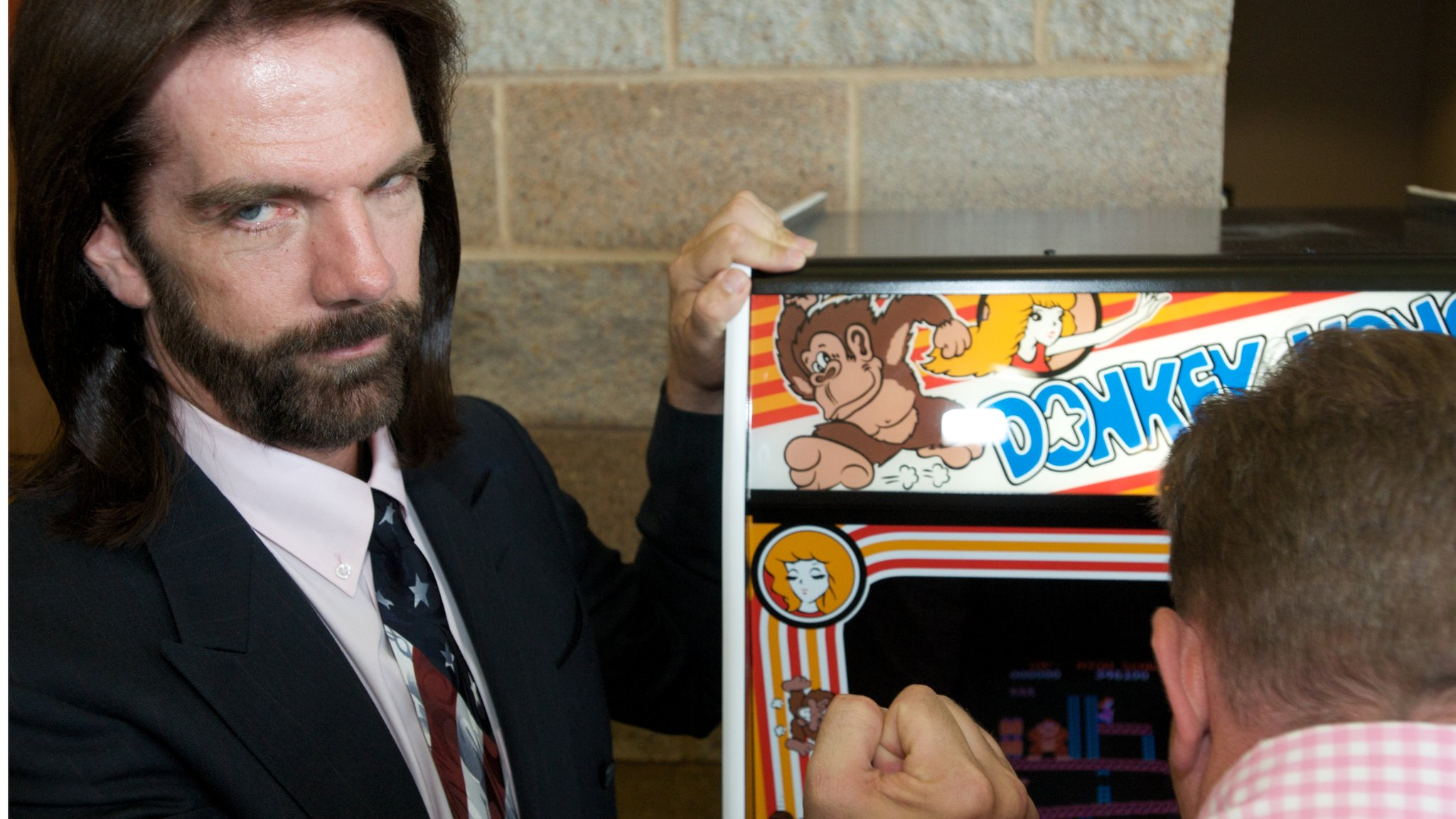 Donkey Kong champion loses title for 'using emulator'