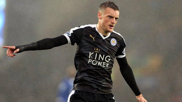 Vardy will start scoring again - Ranieri