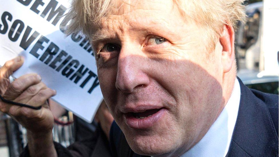 Борис Джонсон заявив про нову угоду про брекзит