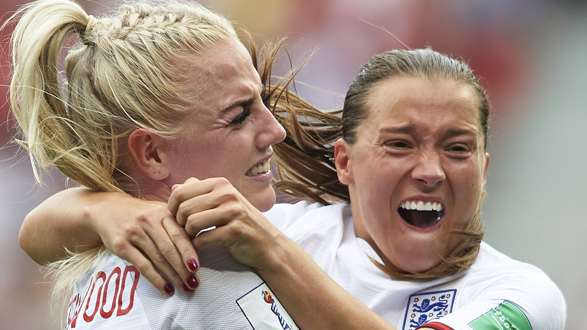 Women's World Cup 2019: England beat Cameroon in fiery encounter to reach quarter-finals