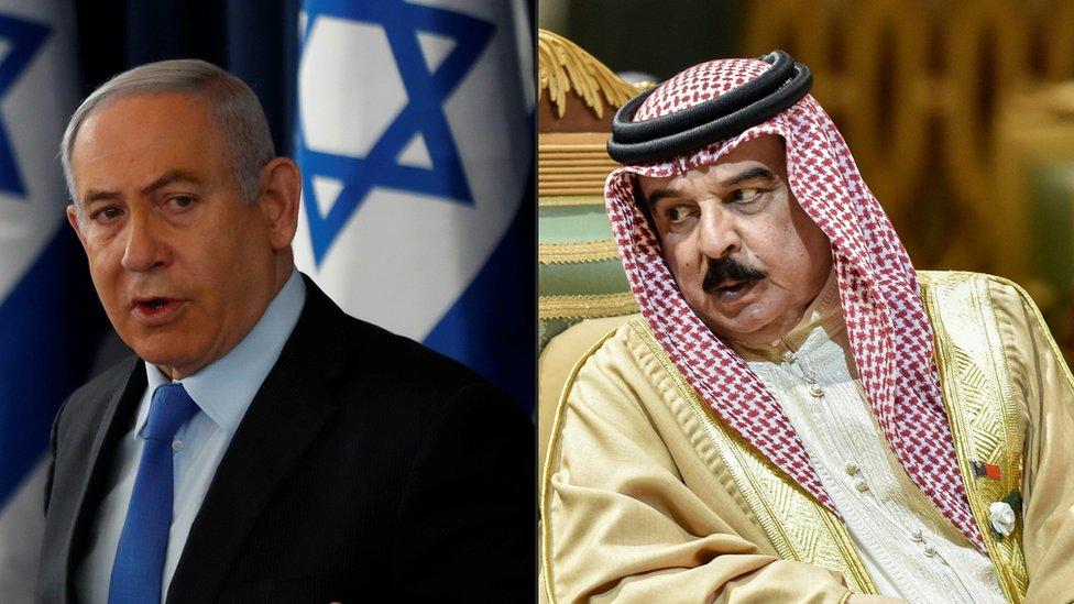 بعد الإمارات:اتفاق سلام بين البحرين وإسرائيل