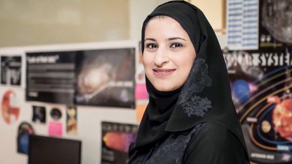 莎拉·阿爾-阿米利Sarah Al-Amiri
