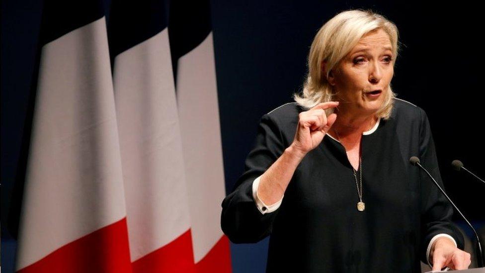 Экзит-полы: партия Марин Ле Пен выступила на региональных выборах во Франции хуже, чем предсказывали