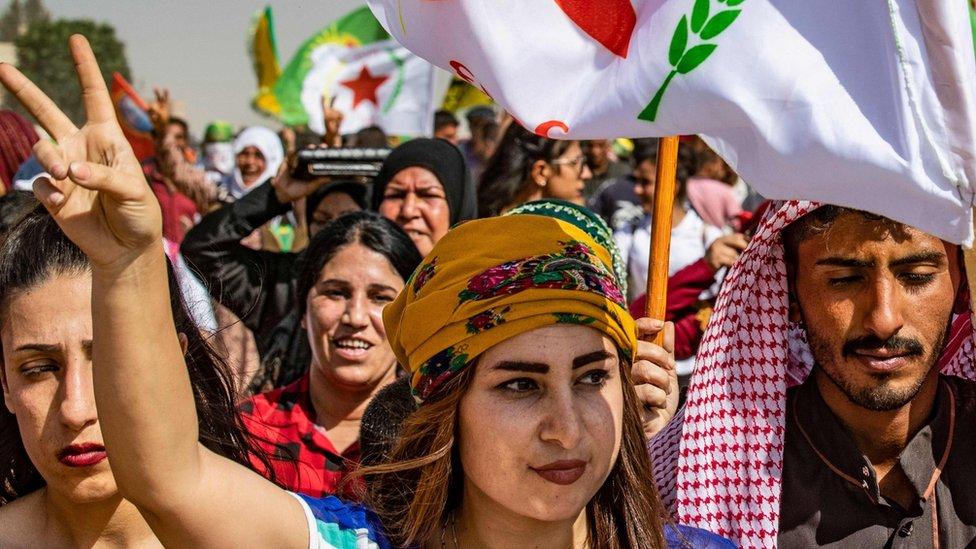 Сирійські курди