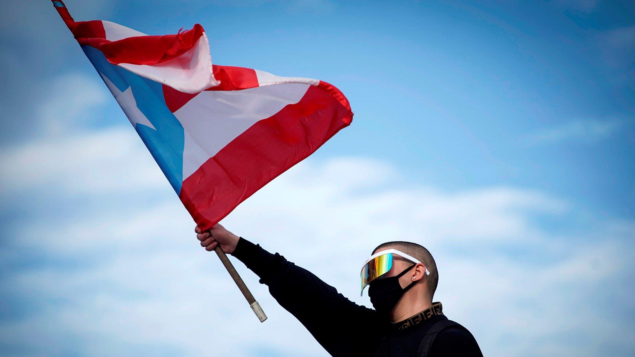 Протесты в Пуэрто-Рико: при чем тут шутки в