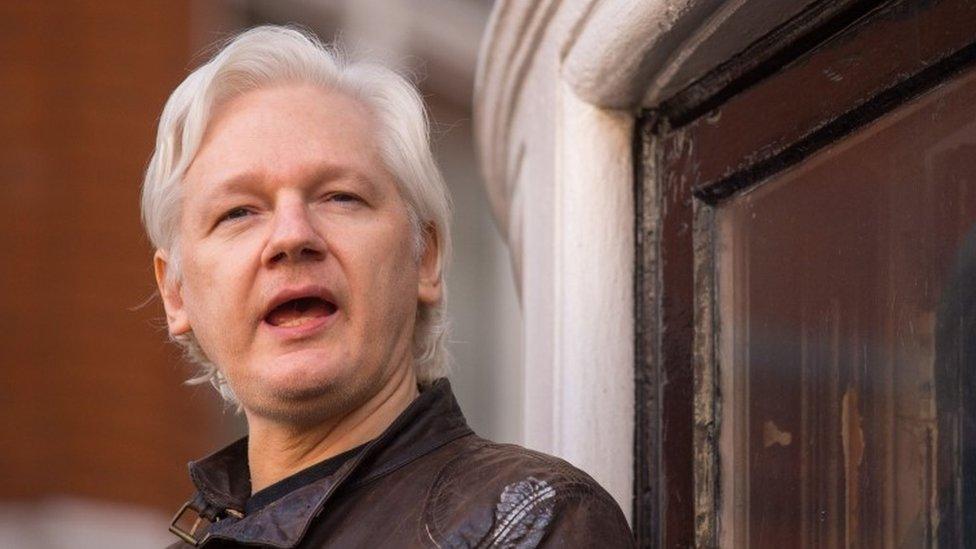 Julian Assange: Ecuador says latest talks on release failed