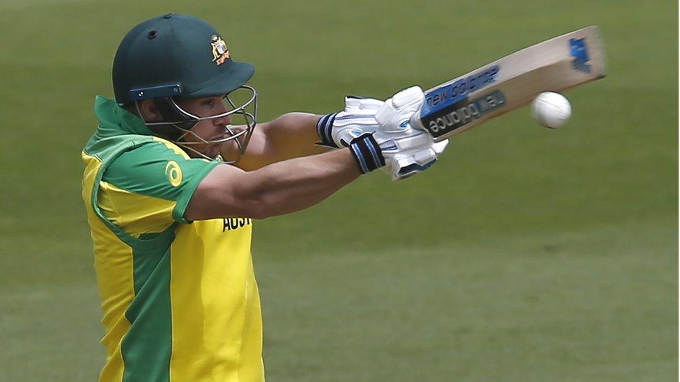 विश्व कप 2019: ऑस्ट्रेलियाई कप्तान एरॉन फ़िंच की रिकॉर्ड पारी के आगे श्रीलंका हारी