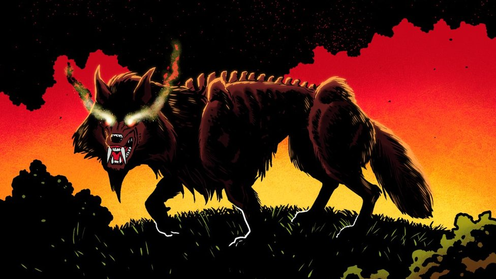 Black Shuck book becomes reality after crowdfunding