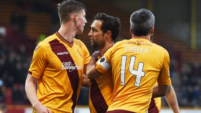 Highlights - Motherwell 3-1 Dundee